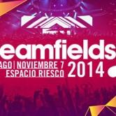 Creamfields Chile 2014