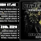 ♛ Undernotes Internacional & Zona Zero ♛ Techno & Psy Stages