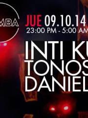 Inti Kunza + Tonossepia + Daniel Parra