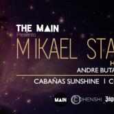 The Main Presenta MIKAEL STAVÖSTRAND LIVE. en Sunshine