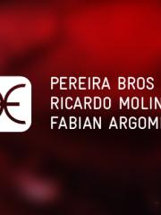 Pereira Bros, Ricardo Molinari, Fabian Argomedo
