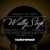 ♛ Undernotes ♛ Jueves 04 | Wally Stryk [Hermine, France] | Cigarra | H&H