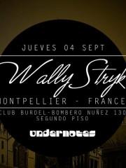 ♛ Undernotes ♛ Jueves 04 | Wally Stryk [Hermine, France] | Cigarra | H&H