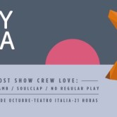 Jessy Lanza, Crew Love (Wolf+Lamb, Soul Clap y No Regular Play) – Teatro Italia – Club Fauna