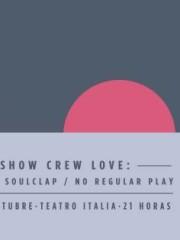 Jessy Lanza, Crew Love (Wolf+Lamb, Soul Clap y No Regular Play) – Teatro Italia – Club Fauna