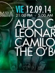 Aldo Cadiz + Leonardo Vargas + Camilo Gil + The o'boyz