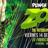 Punsh Presenta: Zomboy en Chile