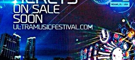 Ultra Music Festival Miami Solo Para Mayores