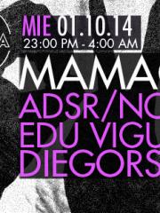 "Despedida "" Mamacita"" ADSR / No model / Edu Vigué/ Diegors"