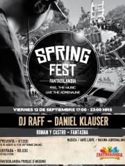 Spring Fest 2014 @ Fantasilandia