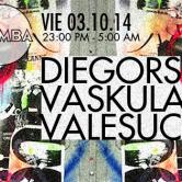Diegors + Vakular + Valesuchi