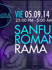 Sanfuentes + Roman & Castro + RAMA (Arg)