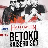 Halloween Night @ Kaiserdisco & Betoko