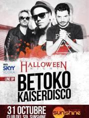 Halloween Night @ Kaiserdisco & Betoko