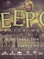 Sheep Oh @ La Fábrica Maldita/Halloween