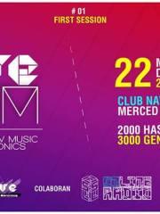 Wave Room#1 ★ House ★ Techno ★ Psytrance >> Club Naveluna << Diegoguerrero+D-Parra-Progressor+Zyrack