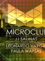 MICROCLUB < Lunes te quiero felíz >