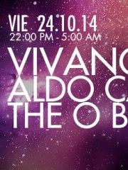 Alejandro Vivanco + Aldo Cadiz + The O ' Boys en