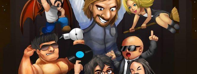 GHOSTS'N DJS: El videojuego que protege la Música Electrónica..