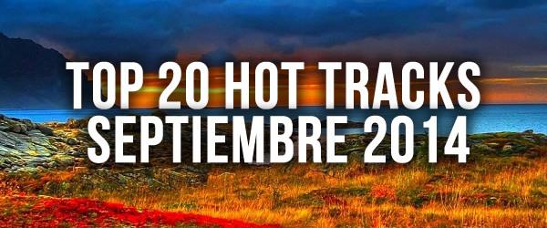 Hot Tracks: Septiembre 2014