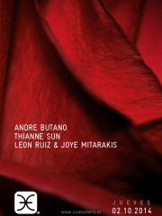 André Butano, Thianne Sun, Leon Ruiz & Joye Mitarakis