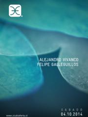 Alejandro Vivanco, Felipe Galleguillos