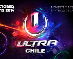 Sets Ultra Music Festival Chile 2014