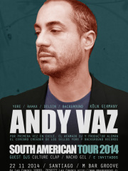 Andy Vaz – M Bar Groove – 22.11.014