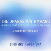 The Jhabas (André Butano & Felipe Venegas) v/s UMHANO (UMHO & André Butano)