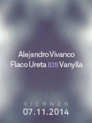 Alejandro Vivanco/Flaco Ureta/Vanylla