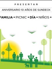 Sundeck Aniversario 10 Años @ Parque de las Esculturas