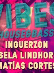Lanzamiento VIBES House&Bass Ciclo Verano