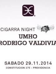 Cigarra Night – UMHO & Rodrigo Valdivia @ Club La Feria ~ Sábado 29.11