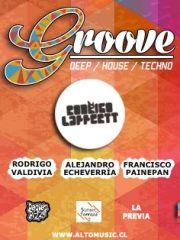 Groove #001 Rodrigo Laffertt @ Ex Liverpool Temuco