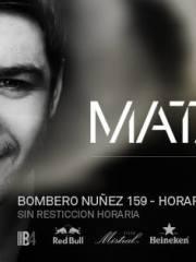 Matador en Chile