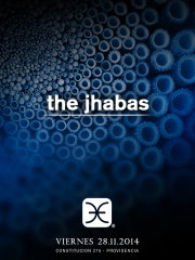 Club La Feria presenta ~  The Jhabas