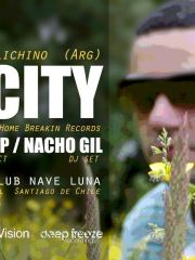 SILVER CITY en vivo en Chile