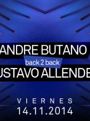 André Butano b2b Gustavo Allendes