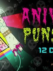 Punsh presenta: ANIVERSARIO @ Abducidos