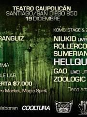 ZonaZero @ Kombi Stage + Internacional PsyTrance!!!!
