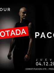 Paco Osuna @ Club La Feria ~ Jueves 04.12