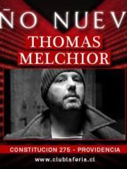 NYE 2015 ~ Thomas Melchior @ Club La Feria ~ Viernes 31.12 (SIN LIMITE DE HORARIO)