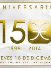 15° Aniversario Club La Feria