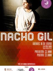 Nacho Gil @ La Mo Bar – Valdivia