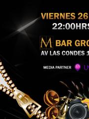 The ART (Close Up Edition) / Viernes 26 Diciembre / M Bar Groove