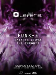 Funk E/Joaquín Lledó/The Chronik