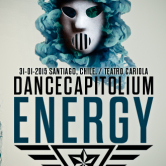 Dance Capitolium: Energy 2015 @ Angerfist en Chile