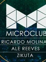 MicroClub Lunes te quiero feliz @ Santiago