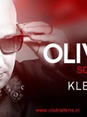 Oliverio @ Club La Feria ~ Sábado 10.01
