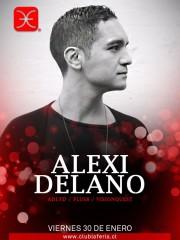Alexi Delano en Chile